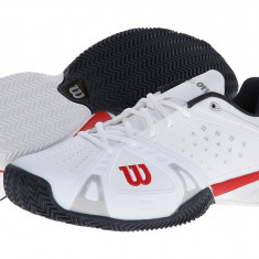 Pantofi sport barbati Wilson Rush Pro Clay Court | 100% originali | Livrare cca 10 zile lucratoare | Aducem pe comanda orice produs din SUA