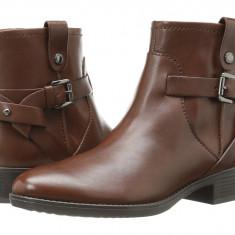 Boots femei Geox D Felicity 6 | 100% originals | Livrare cca 10 zile lucratoare | Aducem pe comanda orice produs din SUA - Gheata dama Geox, Maro