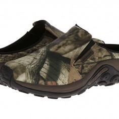 Saboti barbati Merrell Jungle Slide Camo | 100% originali | Livrare cca 10 zile lucratoare | Aducem pe comanda orice produs din SUA - Pantofi barbati