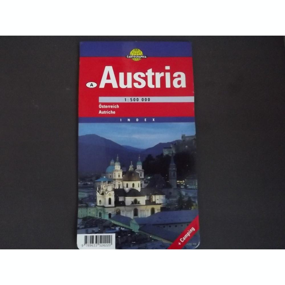 Harta Rutiera Austria Arhiva Okazii Ro