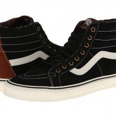 Pantofi sport barbati Vans SK8-Hi Reissue | 100% originali | Livrare cca 10 zile lucratoare | Aducem pe comanda orice produs din SUA - Ghete barbati