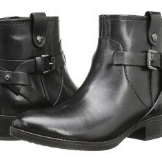 Boots femei Geox D Felicity 6 | 100% originals | Livrare cca 10 zile lucratoare | Aducem pe comanda orice produs din SUA - Gheata dama Geox, Negru