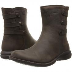 Boots femei Merrell Captiva Launch Mid 2 Waterproof | 100% originals | Livrare cca 10 zile lucratoare | Aducem pe comanda orice produs din SUA - Cizma dama Merrell, Maro