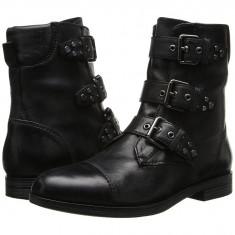Boots femei Geox D Dalya 7 | 100% originals | Livrare cca 10 zile lucratoare | Aducem pe comanda orice produs din SUA - Gheata dama Geox, Negru