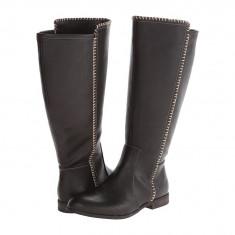 Boots femei Dr. Scholl's Confess Wide Calf | 100% originals | Livrare cca 10 zile lucratoare | Aducem pe comanda orice produs din SUA - Cizma dama Dr Scholl, Maro
