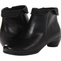 Boots femei ECCO Sculptured Folded Zip Bootie | 100% originals | Livrare cca 10 zile lucratoare | Aducem pe comanda orice produs din SUA - Botine dama