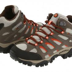 Boots femei Merrell Moab Mid Waterproof | 100% originals | Livrare cca 10 zile lucratoare | Aducem pe comanda orice produs din SUA - Incaltaminte outdoor