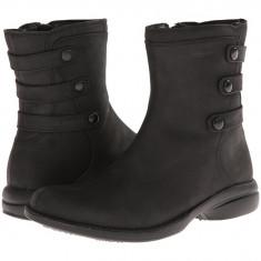 Boots femei Merrell Captiva Launch Mid 2 Waterproof | 100% originals | Livrare cca 10 zile lucratoare | Aducem pe comanda orice produs din SUA - Gheata dama Merrell, Negru