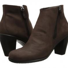 Boots femei ECCO Touch 75 Ankle Bootie | 100% originals | Livrare cca 10 zile lucratoare | Aducem pe comanda orice produs din SUA - Botine dama