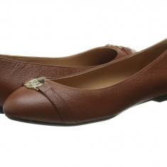 Pantofi femei Armani Jeans Classic Leather Ballet | 100% originals | Livrare cca 10 zile lucratoare | Aducem pe comanda orice produs din SUA - Balerini dama
