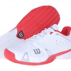 Pantofi sport femei Wilson Rush Pro Clay Court | 100% originals | Livrare cca 10 zile lucratoare | Aducem pe comanda orice produs din SUA - Adidasi dama