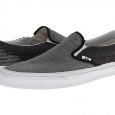 Pantofi sport barbati Vans Classic Slip-On™ | 100% originali | Livrare cca 10 zile lucratoare | Aducem pe comanda orice produs din SUA - Espadrile barbati