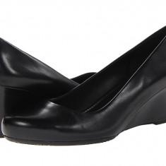 Pantofi cu toc femei ECCO Royan Wedge | 100% originals | Livrare cca 10 zile lucratoare | Aducem pe comanda orice produs din SUA - Pantof dama Ecco, Cu talpa joasa