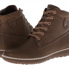 Boots femei ECCO Aude Lace Boot | 100% originals | Livrare cca 10 zile lucratoare | Aducem pe comanda orice produs din SUA - Gheata dama Ecco, Maro