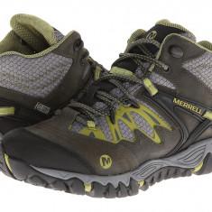 Boots femei Merrell Allout Blaze Mid Waterproof | 100% originals | Livrare cca 10 zile lucratoare | Aducem pe comanda orice produs din SUA - Incaltaminte outdoor