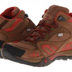 Pantofi sport femei Merrell Azura Mid Waterproof | 100% originals | Livrare cca 10 zile lucratoare | Aducem pe comanda orice produs din SUA - Gheata dama Merrell, Maro