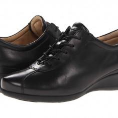 Pantofi cu toc femei ECCO Abelone Tie | 100% originals | Livrare cca 10 zile lucratoare | Aducem pe comanda orice produs din SUA, Cu talpa joasa