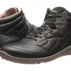 Pantofi sport femei ECCO Sport Biom Grip Lite Hi | 100% originals | Livrare cca 10 zile lucratoare | Aducem pe comanda orice produs din SUA - Gheata dama Ecco, Negru