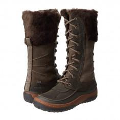 Boots femei Merrell Decora Prelude Waterproof | 100% originals | Livrare cca 10 zile lucratoare | Aducem pe comanda orice produs din SUA - Cizma dama Merrell, Maro