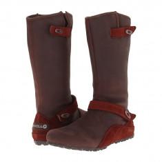 Boots femei Merrell Haven Autumn | 100% originals | Livrare cca 10 zile lucratoare | Aducem pe comanda orice produs din SUA - Cizma dama Merrell, Maro