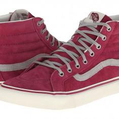 Pantofi sport barbati Vans SK8-Hi Slim | 100% originali | Livrare cca 10 zile lucratoare | Aducem pe comanda orice produs din SUA - Ghete barbati