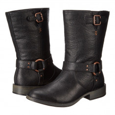 Boots femei Dr. Scholl's Ilana | 100% originals | Livrare cca 10 zile lucratoare | Aducem pe comanda orice produs din SUA - Cizma dama Dr Scholl, Negru