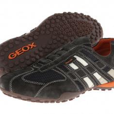 Pantofi sport barbati Geox Uomo Snake 96 | 100% originali | Livrare cca 10 zile lucratoare | Aducem pe comanda orice produs din SUA - Adidasi barbati