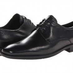 Pantofi barbati ECCO Edinburgh Plain Toe Tie | 100% originali | Livrare cca 10 zile lucratoare | Aducem pe comanda orice produs din SUA