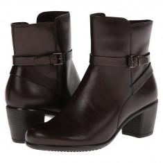 Boots femei ECCO Touch 55 Ankle Boot | 100% originals | Livrare cca 10 zile lucratoare | Aducem pe comanda orice produs din SUA - Botine dama
