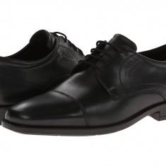 Pantofi barbati ECCO Edinburgh Cap Toe Tie GTX | 100% originali | Livrare cca 10 zile lucratoare | Aducem pe comanda orice produs din SUA