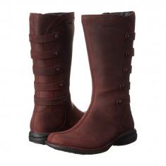 Boots femei Merrell Captiva Launch 2 Waterproof | 100% originals | Livrare cca 10 zile lucratoare | Aducem pe comanda orice produs din SUA - Cizma dama Merrell, Visiniu