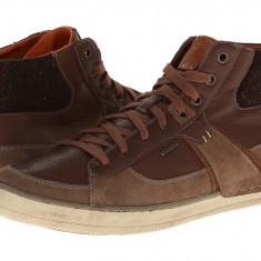 Pantofi sport barbati Geox U Box (Hi Top) | 100% originali | Livrare cca 10 zile lucratoare | Aducem pe comanda orice produs din SUA - Ghete barbati