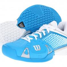 Pantofi sport femei Wilson Rush Pro HC   100% originals   Livrare cca 10 zile lucratoare   Aducem pe comanda orice produs din SUA - Adidasi dama