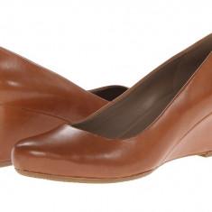 Pantofi cu toc femei ECCO Royan Wedge | 100% originals | Livrare cca 10 zile lucratoare | Aducem pe comanda orice produs din SUA - Pantof dama Ecco, Cu platforma