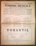 Revista - Romania Medicala - Revista stiintifica si de practica medicala - Anul XX No. 6 - 15 Martie 1942