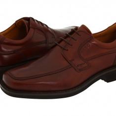Pantofi barbati ECCO Seattle Apron Toe Tie | 100% originali | Livrare cca 10 zile lucratoare | Aducem pe comanda orice produs din SUA