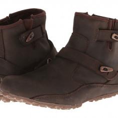 Boots femei Merrell Haven Duo Waterproof | 100% originals | Livrare cca 10 zile lucratoare | Aducem pe comanda orice produs din SUA - Gheata dama Merrell, Maro
