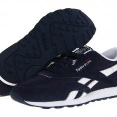 Pantofi sport barbati Reebok Lifestyle Classic Nylon R13 | 100% originali | Livrare cca 10 zile lucratoare | Aducem pe comanda orice produs din SUA - Adidasi barbati
