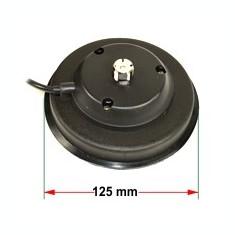 Talpa magnetica antena statie PNI 125 mm