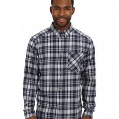 Barbati adidas Outdoor Hiking Flannel Long Sleeve Shirt | 100% originali | Livrare cca 10 zile lucratoare | Aducem pe comanda orice produs din SUA - Tricou barbati Adidas, Maneca scurta
