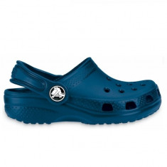 Papuci Crocs copii Classic (Crc10006-410) - Papuci copii Crocs, Marime: 21.5, 23.5, 25.5, 27.5, 29.5, 32.5, 33.5, Culoare: Bleumarin