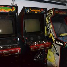 Jocuri electronice cabinete placi tip JAMMA (cu contor) - Foosball