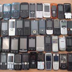 Pachet Nokia: E71, 6234, C3, Asha 200, 5230, Sony C905, E51, GT405, W810 - Telefon Nokia, Negru, <1GB, Neblocat, Fara procesor, Nu se aplica