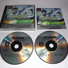 Joc consola Sony Playstation 1 PS1 PS One - Syphon Filters 2, Actiune, Toate varstele, Single player