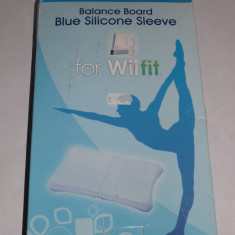 Accesorii Nintendo Wii - husa silicon Wiifit Wii Fit   - noi - sigilate, Huse si skin-uri