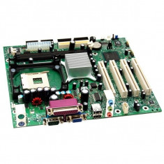 Kit placa de baza Intel D845GLLY socket 478 procesor intel plus 512 rami, Pentru INTEL, SDRAM, MicroATX
