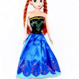 Papusa Disney Anna Frozen 29 cm, 4-6 ani