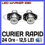 ANGEL EYES LED MARKER - E90, E91 - 6W High Power - ALB 6000K, Universal, ZDM