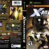 X-MEN LEGENDS RISE OF APOCALYPSE 2 Joc Original XBOX PAL UK