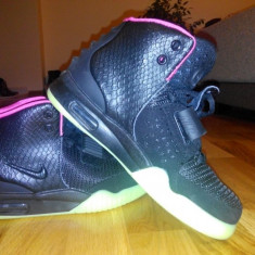 Adidasi Nike Yeezy black - Ghete dama Nike, Culoare: Negru, Marime: 36.5, Negru